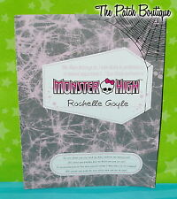 MONSTER HIGH HAUNTED ROCHELLE GOYLE DOLL REPLACEMENT MINI STORY DIARY BOOKLET