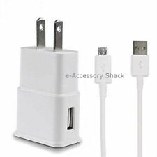 2A/5V USB Wall Charger Power Adapter+Charging Cable Brick Supply Bulk Wholesale