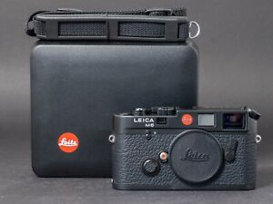 Leica M6 schwarz FOTO-GÖRLITZ Ankauf+Verkauf