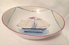 "MIKASA BAR HARBOR SOUP / CEREAL BOWL OR SERVING / VEGETABLE BOWL 8-1/4"" DIA NEW"