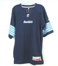 Nwot Men's Toronto Argonauts Argos Cfl Reebok Football Jersey Size Medium