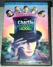 Charlie and the Chocolate Factory (Full Dvd