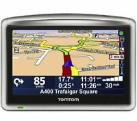 TomTom XL one -  Automotive GPS Receiver WEST EUROPE MAPS + UK
