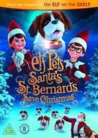 Elf Pets: Santas St Bernards Save Christmas [DVD] [2018][Region 2]