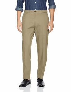 Dockers Men's Classic Fit Signature Khaki Lux Cotton Stretch Pants 40x29 40 NWT