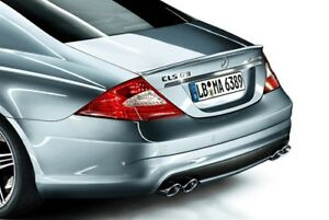 AMG Style ABS Trunk Spoiler For MY04-10 Mercedes-Benz W219 CLS-Class (UNPAINTED)