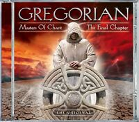 GREGORIAN - MASTERS OF CHANT X-THE FINAL CHAPTER  CD NEW
