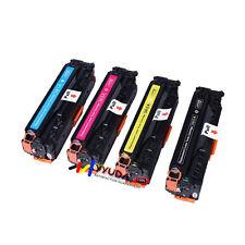 4x HP 312A CF380A CF381A CF382A CF383A Compatible TonerCartridge For HP M476NW
