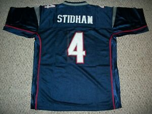 JARRETT STIDHAM Unsigned Custom Blue Sewn New Football Jersey Sizes S-3XL