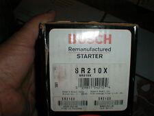 Mitsubishi / Dodge 2.6   Starter BOSCH NEW REMAN SR210X