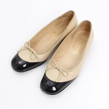 CHANEL Patent Leather Flats for Women