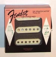 Puente guitarra Fender Vintage 59 Stratocaster pickup Alnico 5 - 099-2236-000