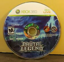BRUTAL LEGEND (XBOX 360) USED AND REFURBISHED (DISC ONLY) #10876
