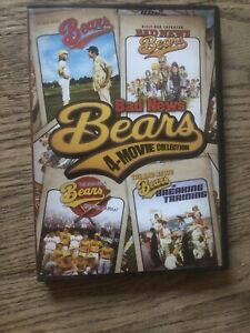 Bad News Bears: 4 Movie Collection DVD Little League Baseball Classic 2011