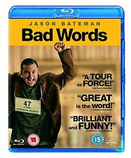 Bad Words [Blu-ray]       Brand new and sealed