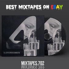 ILoveMakonnen - Drink More Water 4 Mixtape (Full Artwork CD/FrontBack Cover)