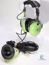 NIB DAVID CLARK H3312 RAMP, MAINTENANCE, GROUND SUPPORT HEADSET P/N 12515G-12