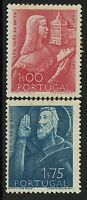 Portugal SC# 691 and 692, Mint Hinged, Hinge Remnant, Minor Toning - Lot 061917