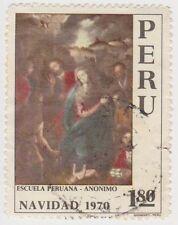 (PUA22) 1970 Peru 1S80 shepherds ow1056