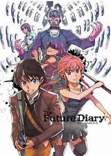Future Diary: Part Two, DVD, Josh Grelle, Brina Palencia, Kent Williams, Zach Bo