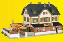 Kibri HO 38197 Brauerei-Gaststätte Bausatz +Neu++