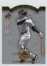 2009 SP Authentic Platinum Power Evan Longoria #PP-20