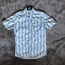 Next short sleeve floral shirt in size S