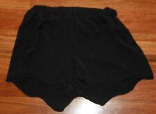 Women's Black Shorts - Mossman - Size 6