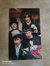 WHO, THE - POSTER FROM DUTCH MAGAZINE MUZIEK EXPRES 1967