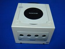 gamecube CONSOLE *PAL* VERSION PEARL WHITE Working Unit Only RARE Nintendo