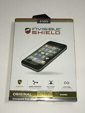 ➨➨➨ ZAGG Invisible Shield Screen Protector iPhone 4 4S FFAPLIPHONE4GSS NEW!➨➨➨➨