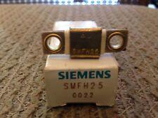 NEW SIEMENS SMFH25 OVERLOAD HEATER - NEW OLD STOCK