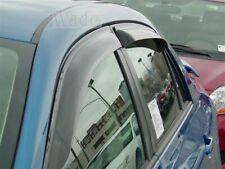 Tape-On Wind Deflectors: 2003-2008 Toyota Corolla