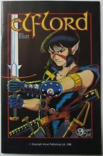 ElfLord #3 1986 Aircel Publishing Barry Blair (C1807)