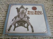 "Gwen Stefani ""What You Waiting For"" Japan CD Single (2004) Ft. Jacques Lu Cont"