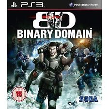 Playstation PS 3 PS3 Spiel Binary Domain NEU