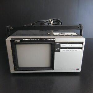 Moniteur télévision couleur VHF/UHF CX-610PF JVC vintage made in JAPAN N6144