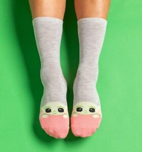 Official The Child Baby Yoda Socks