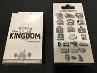 2019 Disney D23 Expo Tiny Kingdom Mystery Pin Box Limited Release