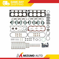 Head Gasket Bolts Set Fit 02-04 Chevrolet GMC Buick Cadillac 4.8 & 5.3 OHV