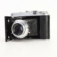 - Voigtlander Perkeo I Medium Format Camera, 75mm Vaskar Lens, Needs Service