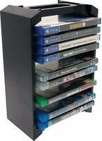 Venom Video Game, Blu Ray and DVD Storage Tower - VS3053