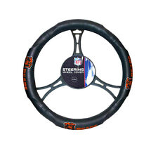 New NFL Chicago Bears Synthetic leather Car Truck Steering Wheel Cover