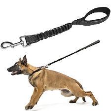 35cm ANTI SHOCK DOG / PUPPY PIOMBO Training / WALKING forte Guinzaglio Pull / Estendi / assorbire