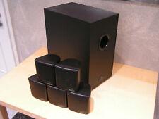 Magnat Lautsprecher Dolby Surround System 3-Way 5.1 Modell 145825 O