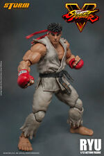 STREET FIGHTER RYU STORM COLLECTIBLES FIGURA FIGURE NEW CAPCOM PRE-ORDER