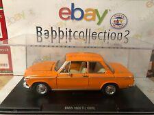 """DIE CAST """" BMW 1600 (1968) """" SCALA 1/24  AUTO VINTAGE"""
