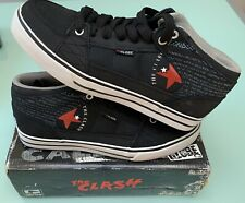 THE CLASH .45 GLOBE SNEAKERS SHOES RARE LIMITED EDITION 2006