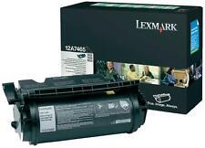 Original Tóner Lexmark T632 t632n T634 T634N / 12a7465 12a7610 32k CARTUCHO