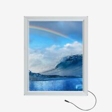 Ultra Thin A1 LED Light Box Display Poster / Advertise